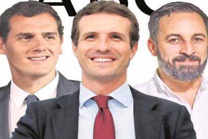 "Eduardo Inda: ""O el centroderecha se une o no será nunca nada"""