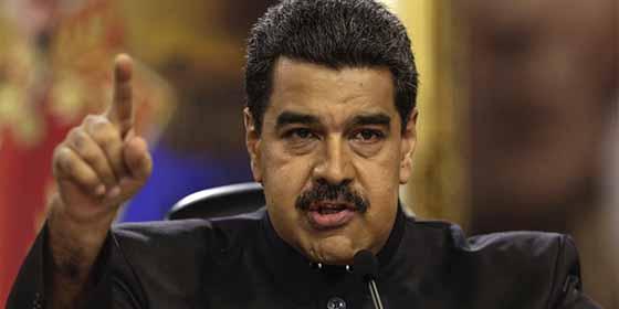 El dictador Maduro se reunió con generales venezolanos y les envió un mensaje y una amenaza