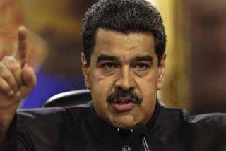 """Maduro molesto por perder la embajada de Venezuela en Washington ordena """"reforzar la vigilancia"""" en la de EEUU en Caracas"""