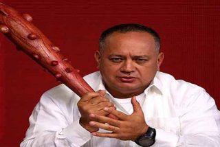 Diosdado Cabello reconoce que España, Colombia y EEUU son su 'china en el zapato'