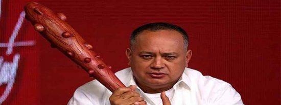 Diosdado Cabello anunció que caerán más parlamentarios de Guaidó y se burló del desaparecido Edgar Zambrano