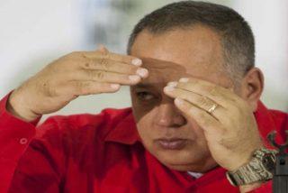 Vídeo: Un obeso Diosdado Cabello hace el ridículo durante un entrenamiento militar