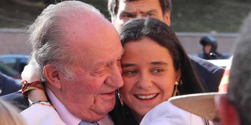 Feria de San Isidro: El Rey Juan Carlos inaugura la temporada en Las Ventas con la Infanta Elena y Victoria Federica