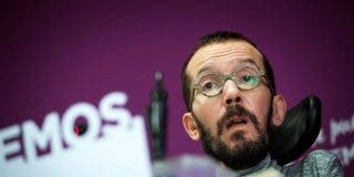 Pablo Echenique defiende que Iglesias no se escondió ante el varapalo de Podemos y en Twitter la parten la jeta
