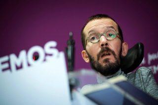 Twitter pega un calambrazo al bocazas de Echenique por culpar al PP de la nueva subida de la luz