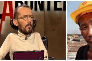 Pablo 'Echeminga' se queda chinado con un antológico zasca a cuenta de Amancio Ortega