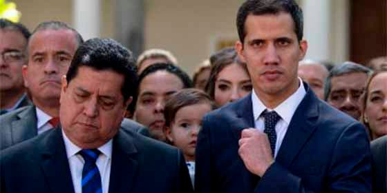 Régimen chavista secuestra a Edgar Zambrano, vicepresidente de la Asamblea Nacional de Venezuela
