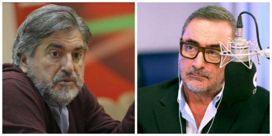 """Herrera se lanza a la yugular de Eguiguren por su elogio a Ternera: """"Se te estará cayendo la cara de vergüenza"""""""