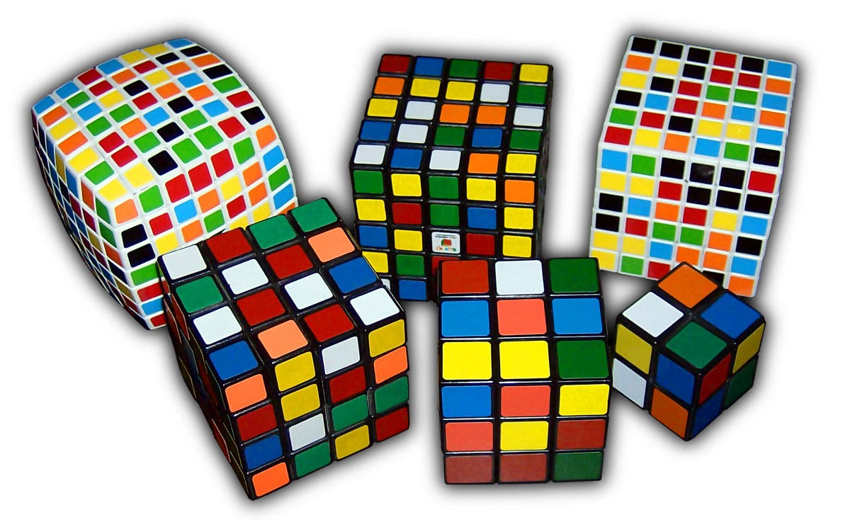 """Manuel del Rosal: """"España: un Sudoku, un cubo de Rubik"""""""