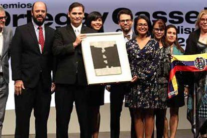 """""""La generación del hambre"""": El Premio Ortega y Gasette de periodismo a la crisis de Venezuela"""