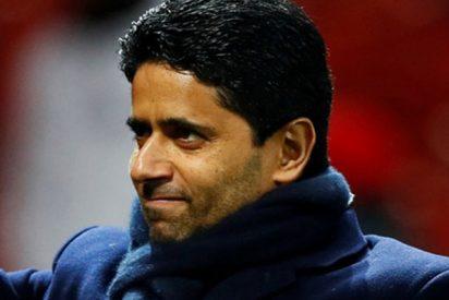 El presidente del PSG está siendo investigado por un caso de corrupción
