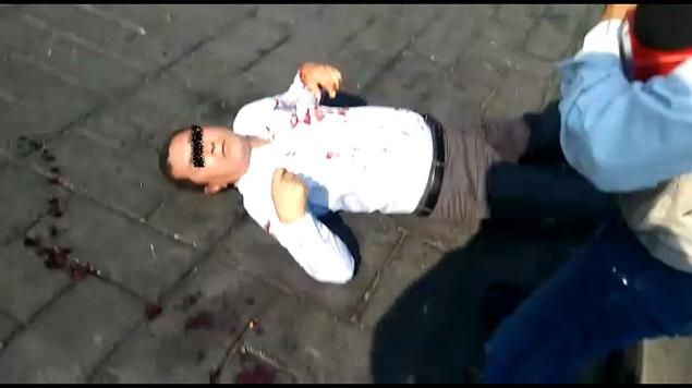 Vídeo: Matan a un empresario a plena luz del día en México