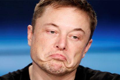¡Tesla se puede quedar sin liquidez en 10 meses!