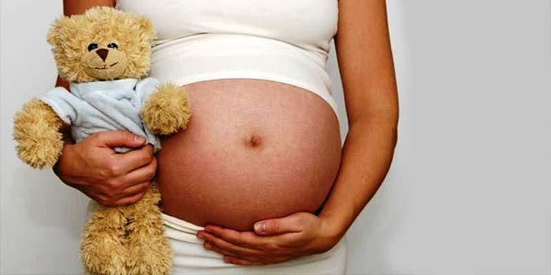Mujer da a luz sin sospechar que estaba embarazada