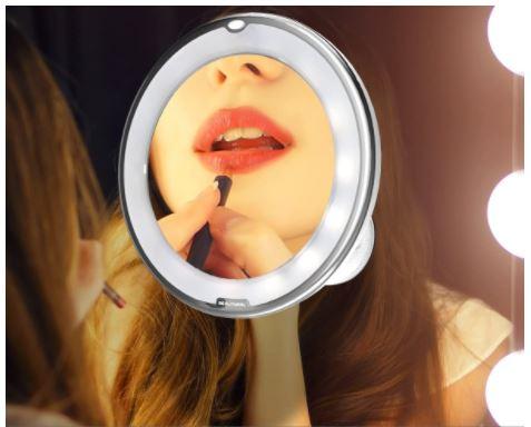 """""""Beautural Espejo de Baño Mujer"""