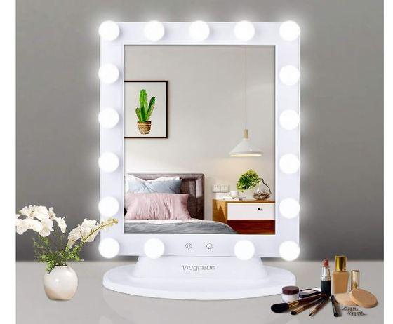 espejos con luz para maquillaje