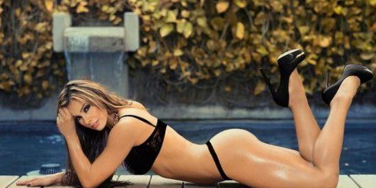 Ésta es la actriz porno que rechaza a famosos futbolistas como James y Falcao