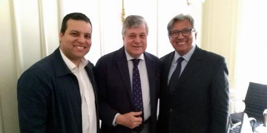 Gustavo Eustache y William Cárdenas: Los 'fichajes' venezolanos del PP para Madrid