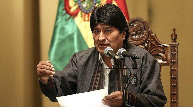 Oficial: Bolivia emite la orden de captura contra Evo Morales