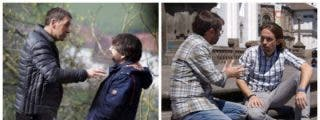 La cara de luto que se les queda a Otegi, Maduro e Iglesias: Jordi Évole da la espantada de 'Salvados'