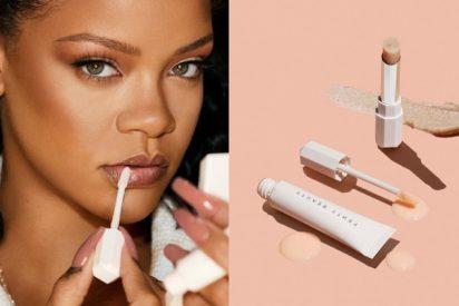 Rihanna inaugura su tienda de moda Fenty en París