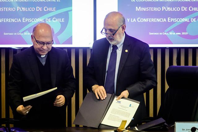 La Fiscalía anula el acuerdo con la Iglesia chilena para los casos de abusos sexuales