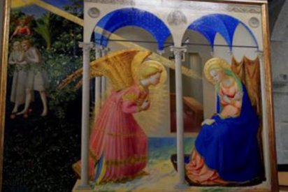 Expertos realizan un impresionante descubrimiento en «La Anunciación» de Fra Angelico