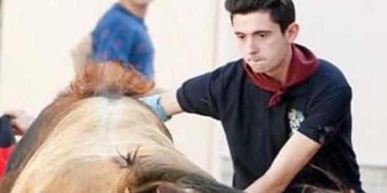 Luto en el mundo del Toro: Muere Fran, el recortador de 19 años empitonado por 'Juanito'
