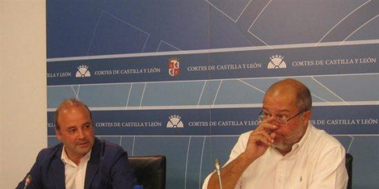 """El PSOE pide """"coherencia"""" a Ciudadanos para poder gobernar en Castilla y León"""