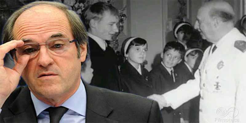 Cuando mandaba Franco en España, 'Fray' Gabilondo decía que los ciudadanos debían ser 'súbditos' del gobernante