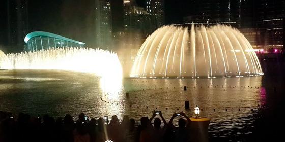 Qué ver en Dubai: La fuente de agua más espectacular del mundo