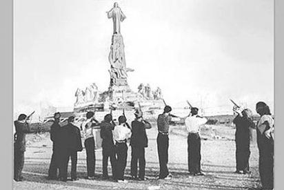 """Laureano Benitez Grande-Caballero: """"La verdadera memoria histórica: «¡Ya cayó el barbudo!», o la destrucción del Cerro de los Ángeles"""""""