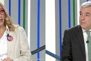 Garicano (C's) deja de pena a la candidata podemita a Europa en laSexta con un golpe bajo magistral
