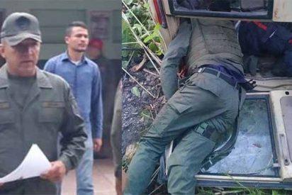 El asesinato de un general y tres militares eleva la tensión en la Venezuela chavista