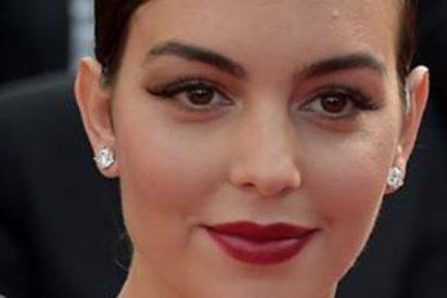 WAGs: Georgina Rodríguez llega a Cannes sin Cristiano Ronaldo y arrasa