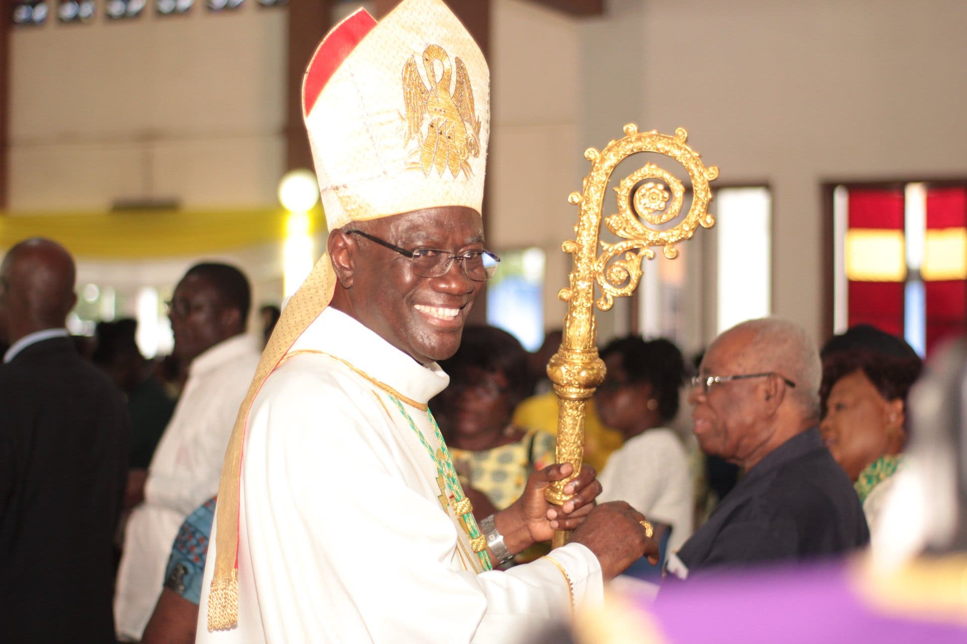 La Iglesia en Ghana incrementa la seguridad en sus templos ante la amenaza de grupos yihadistas