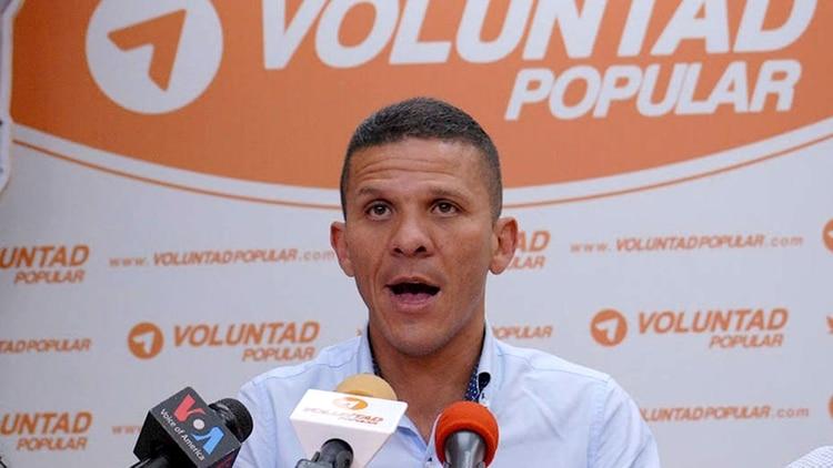 La dictadura chavista confirma que secuestró al diputado de Juan Guaidó, Gilber Caro