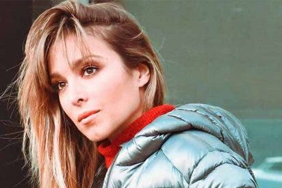 La cantante Gisela (OT), rota de dolor, se despide de su padre