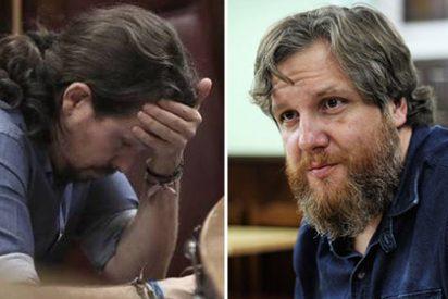 """David Gistau entierra de por vida al 'altruista' Iglesias: """"Se ha convertido en un politicastro que vocea exigiendo carguitos de mierda"""""""