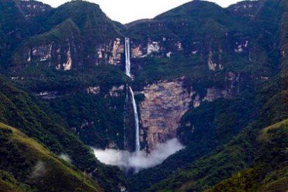 """Catarata de Gocta es declarada """"Area de Conservación"""""""