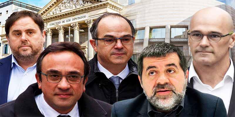 """La Junta Electoral Central avisa: Junqueras y los 6.000 ediles separatistas deberán acatar la Constitución """"de manera incondicionada"""""""