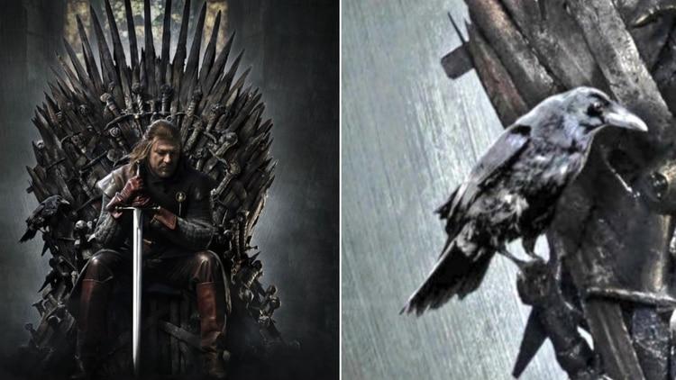 El final de Game of Thrones ya había sido revelado desde la imagen promocional de la primera temporada