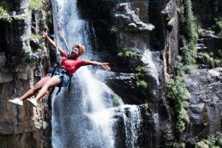 El salto de puenting más alto del mundo