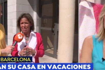 """Se va de vacaciones y se le meten okupas en su piso de lujo de Barcelona: """"Están metidos sin pagar un duro, pero la justicia les da la razón a ellos"""""""