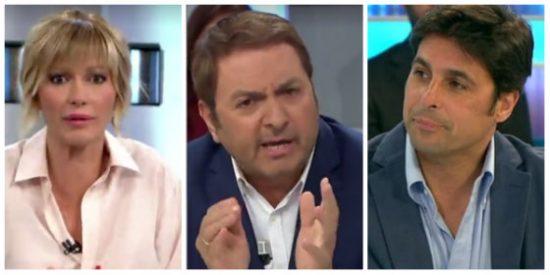 Susanna Griso y Albert Castillón saltan a la yugular de los medios que sacaron de contexto las palabras de Fran Rivera