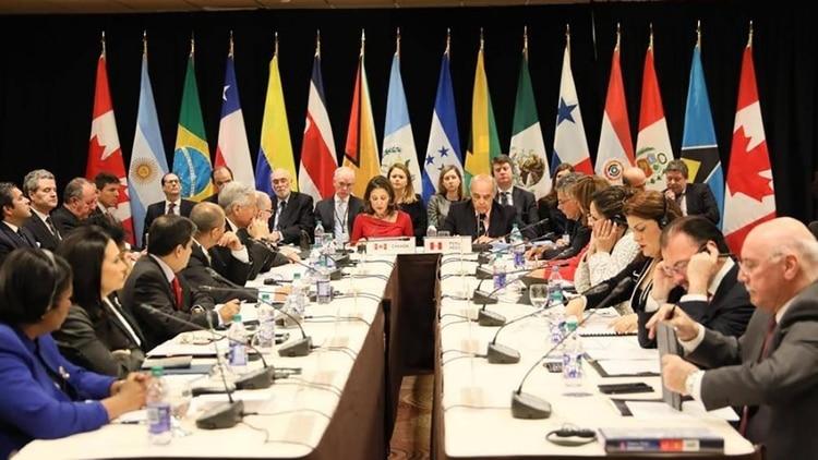 Reunión de urgencia en el Grupo de Lima para abordar la crisis en Venezuela