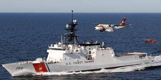 Buque de la Guardia Costera de EEUU habría entrado en espacio marítimo venezolano