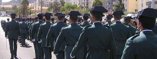 La Guardia Civil adelanta dos millones de euros por semana, para cubrir los gastos de los Guardias Civiles desplegados en Cataluña