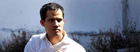 """Presidente Juan Guaidó: """"No descartamos una ayuda militar de Estados Unidos"""""""