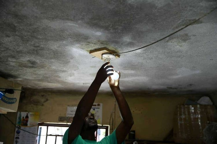 Un Haití sin petróleo chavista lucha para tener luz